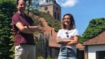 Horecavennoten Flor en de Louis verwelkomen broer Gaston in 2021 op Lebon-site