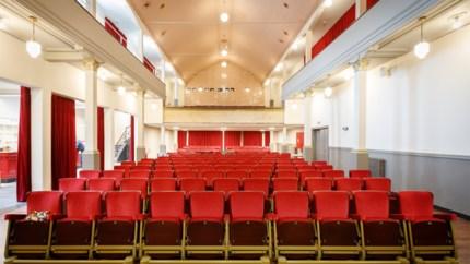 Studenten mogen examens voorbereiden in Cinema Plaza