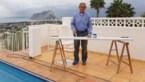 """Ex-schepen Brasschaat zit vast in Spanje: """"Heb begrafenis van mijn stiefvader online gevolgd"""""""