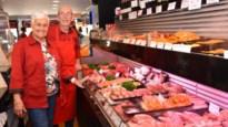 Maria Cole is bijna 80 jaar maar staat nog altijd aan het hoofd van slagerij