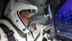 Eerste bemande commerciële ruimtevlucht ooit uitgesteld door slecht weer