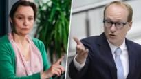 """Erika Vlieghe is niet opgezet met communicatie van Ben Weyts: """"Ik begrijp de kritiek van de onderwijsdirecties"""""""