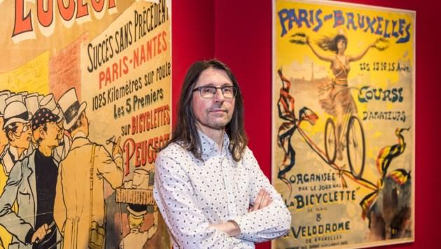 Vive le vélo! Letterenhuis toont fietsaffiches uit belle époque