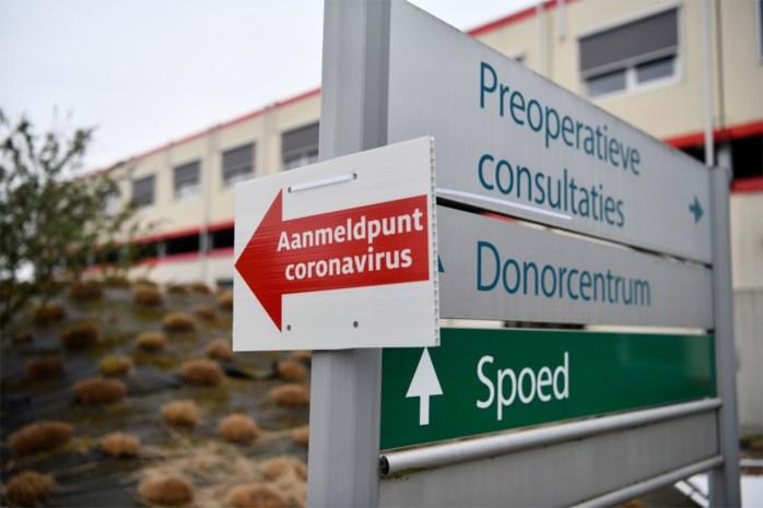Zo'n 8.000 bevestigde besmettingen in provincie Antwerpen, 145 patiënten liggen nog in het ziekenhuis