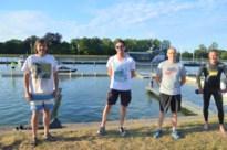 Grootste triatlonclub van het land heeft oplossing voor zwemtrainingen: met leeftijdsbubbels in jachthaven
