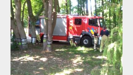 Opnieuw code rood in De Liereman, eerste melding blijkt loos alarm