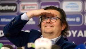 Pas 2,5 jaar geleden gekocht, nu al de aftocht: dit was Coucke als voorzitter van Anderlecht