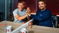 """Pedro Elias en Wesley Sonck, het olijke duo van 'De container cup': """"Onze eerste test was rotslecht"""""""