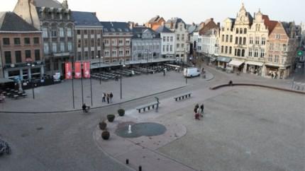 Lier krijgt extra terrassen op Grote Markt en evenementenweide