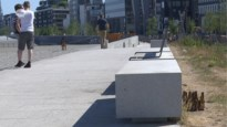 Antwerpse Scheldekaaien liggen vol met zwerfvuil