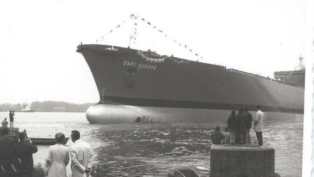 """Antwerps schip pionierde in containervaart: """"Dart Europe was in alles zijn tijd vooruit"""""""