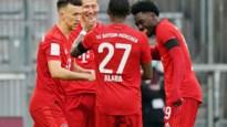 Spelers van Bayern München leveren loon in tot einde van seizoen