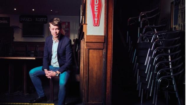 """Topman Horeca Vlaanderen: """"In het begin van de lockdown waande ik me soms in een aflevering van 'The Walking Dead'"""""""