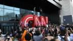 Protest in VS loopt uit de hand: hoofdkwartier CNN bestormd, Witte Huis in lockdown