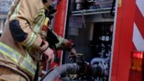 Gasflessen ontploffen bij brand in Bevel