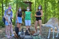 Opluchting bij kinderen: Kiep-Lekker-Kampen gaan door
