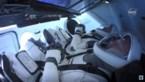 Fijn weerzien in de ruimte: Amerikaanse astronauten nu aan boord van ISS