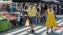 """Markten op Antwerps Theaterplein terug van weggeweest: """"Nu nog aperitieven, want dat kan nog niet"""""""