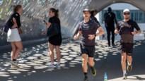 """Ultraloper Sebastiaan Vandermolen loopt 200 kilometer rond de stad: """"Zinloos hé, maar toch blij dat ik het deed"""""""