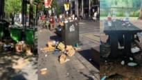 """Opvallend veel zwerfvuil in Antwerpen: """"Neem uw vuil terug mee naar uw kot"""""""