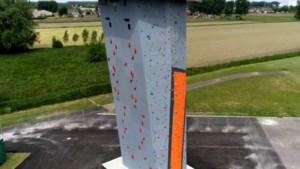 """Klimax 4 is eerste olympische speedmuur van Benelux: """"De wereldtop beklimt deze muur in 5 à 6 seconden"""""""