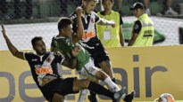 Braziliaanse club Vasco da Gama telt maar liefst zestien personen die besmet zijn met het coronavirus
