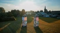 Gladiolen trakteren met Equal Idiots op lege weide: afspraak in 2021 voor het echte werk