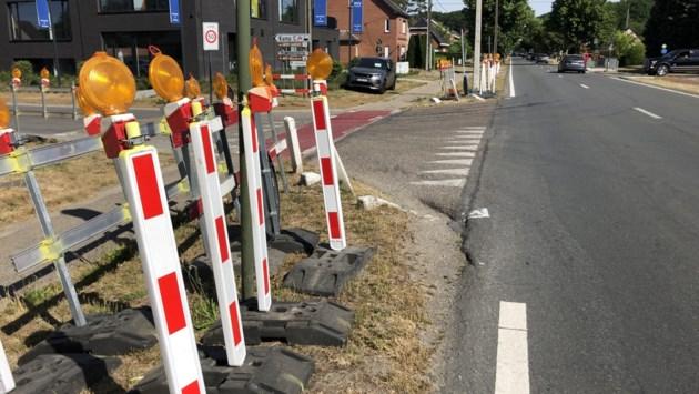 Nieuwe aansluitingen op Olenseweg, een week hinder voor het verkeer