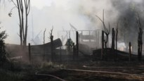 Gasflessen ontploffen in chalet in Bevel: twee verschillende brandhaarden ontdekt