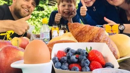 Landelijke Gilde laat dorp genieten van ontbijt