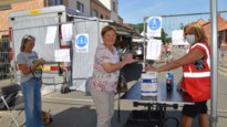 Eerste markt in coronatijd lokt duizendtal bezoekers