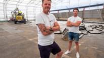 Kempens bedrijf installeert reusachtige shelter op Waasland Shopping