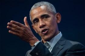 "Trump leest ""zwakke"" gouverneurs de les, Obama spreekt relschoppers vermanend toe"