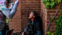 Ook journalisten zijn doelwit bij rellen in VS, voor relschoppers én agenten