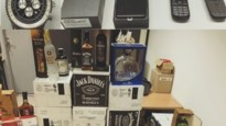 Politie neemt 375 flessen sterkedrank in beslag