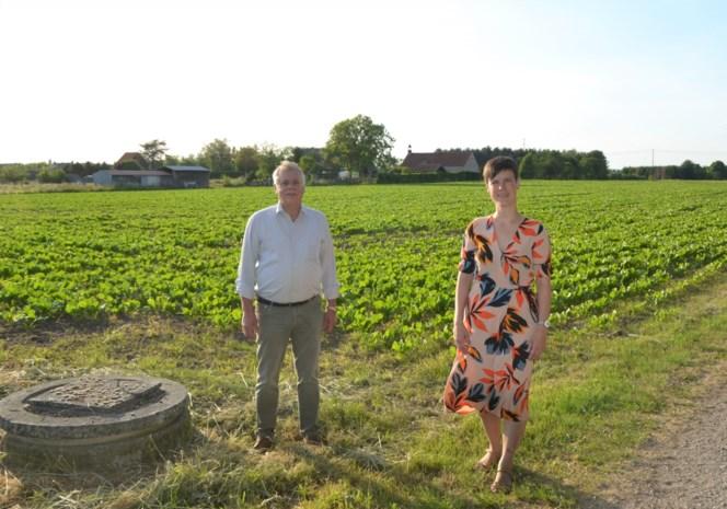 """Dreigend watertekort: """"Zonder duurzaam plan is Katelijne over tien jaar geen groentegemeente meer"""""""