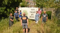 """Tijdelijke parking lokt fel protest uit: """"Groen moet behouden blijven"""""""