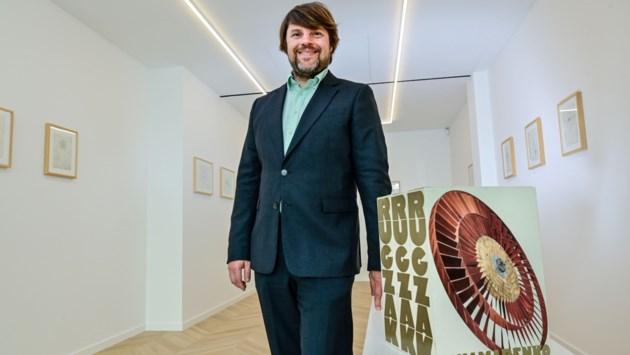 Panamarenko vliegt nieuwe galerie in: pitazaak omgetoverd tot Coppejans Gallery op Falconplein