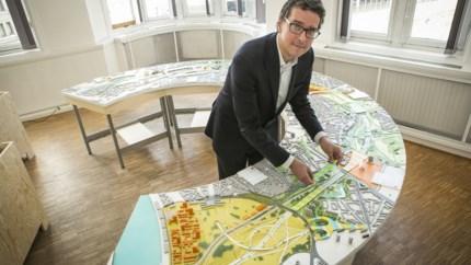 """Intendant over overkapping Ring: """"De bovenwereld is voor de Antwerpenaar, de onderwereld voor de rest van Vlaanderen"""""""
