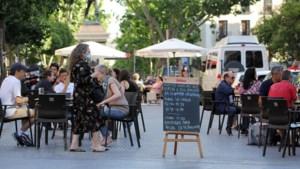 Deze steden laten in coronatijden een deel van de publieke ruimte innemen door terrassen