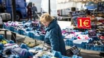 Ook lotingsysteem voor andere grote markten in Antwerpen