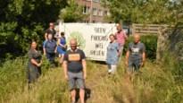 """Tijdelijke parking in centrum Stabroek lokt fel protest uit: """"Groen moet behouden blijven"""""""