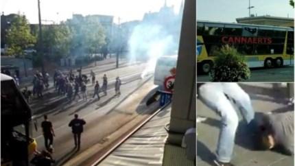 Vierentwintig hooligans verwezen naar correctionele rechtbank voor georganiseerde vechtpartijen
