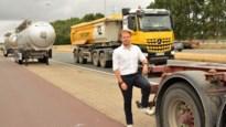 """Zander Vliegen (PRO2040): """"Zorg voor faciliteiten voor truckers in Scheldelaan"""""""