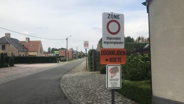 In 6 dagen lopen 335 bestuurders tegen de lamp in Berlaarse Hertstraat