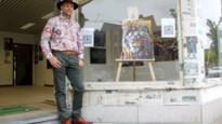 """Dagbladhandel heropent 11 weken later dan voorzien als kunstgalerie: """"Sterkere expo dankzij lockdown"""""""