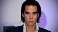 Nick Cave veilt zijn Gucci-kousen
