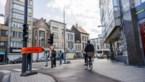 Onderzoek om fietspaden naar rechts af te buigen voor rode lichten op 10 kruispunten