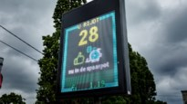Snelheidsmeter beloont goed gedrag: geld in spaarpot als bestuurder zich aan limiet houdt