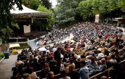 OLT Rivierenhof opent met aangepaste programmatie voor 200 toeschouwers